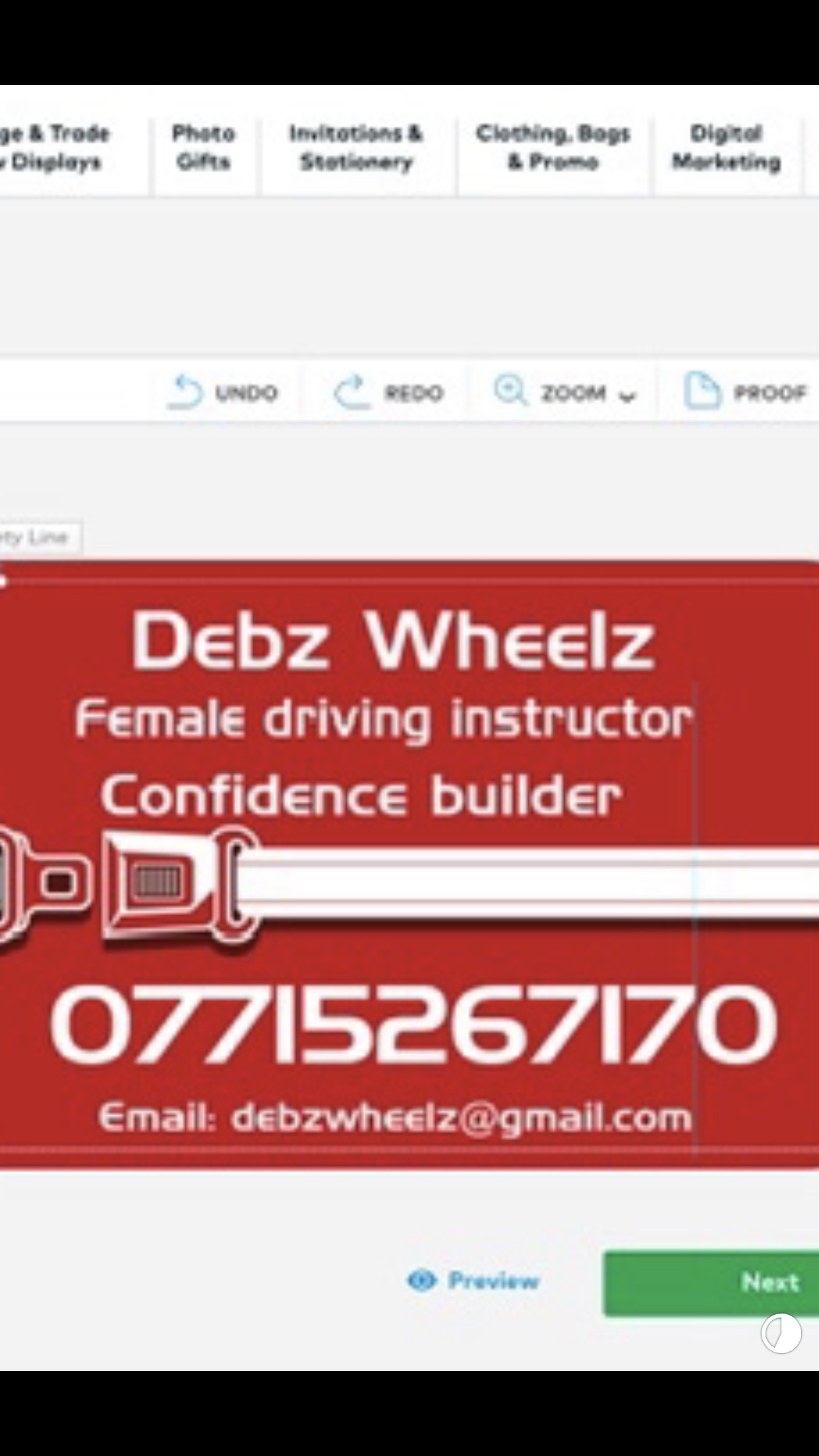 Debz Wheelz