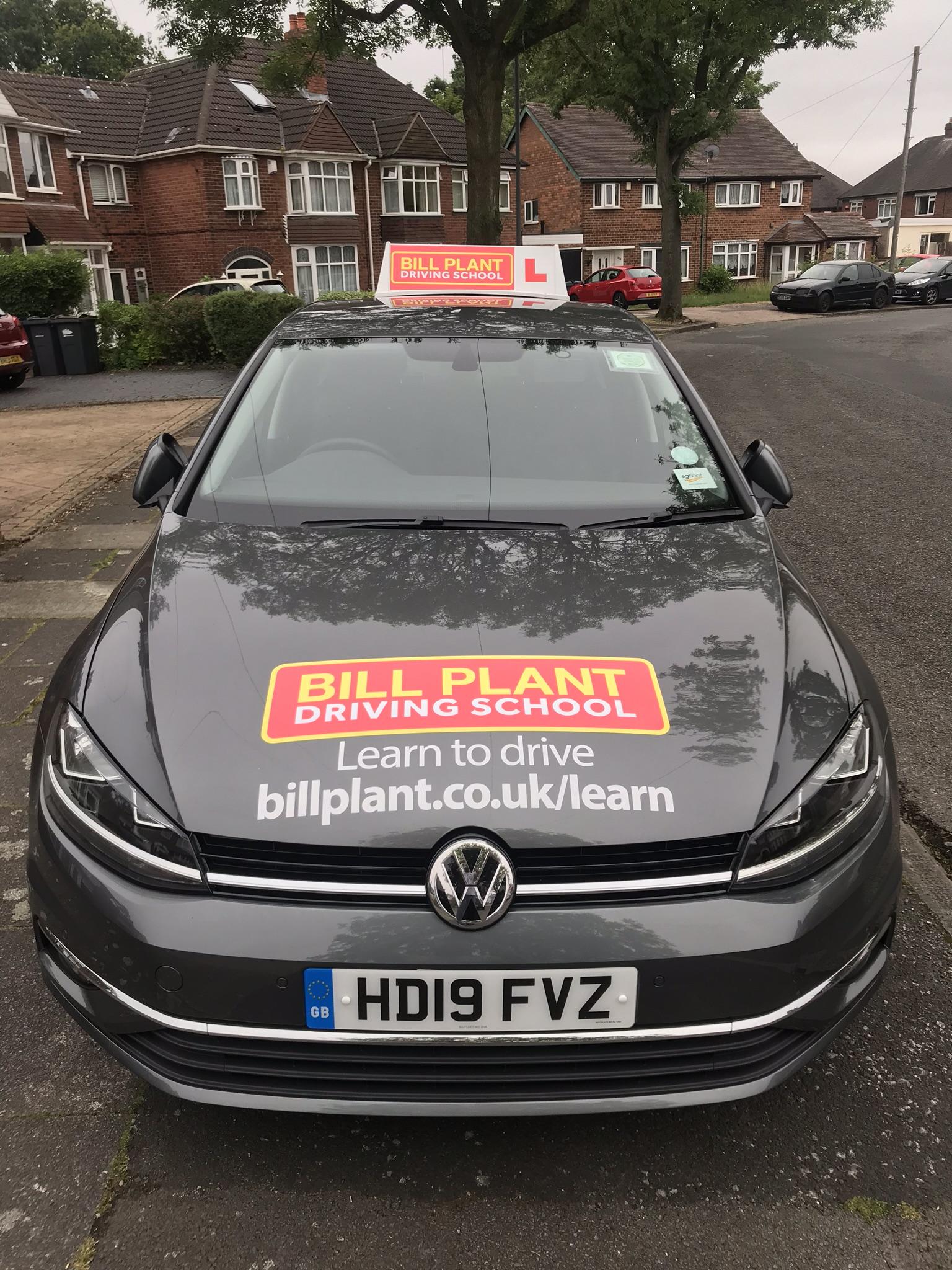 Bill Plant Driving School (Automatic)